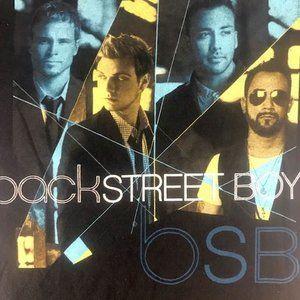 Other - Backstreet Boys T-Shirt Unbreakable Tour 2008